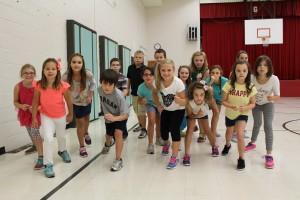 Glen Dale Elementary Billion Mile Race
