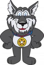 Hilltop Elementary School Logo