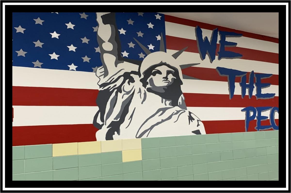We The People Mural