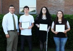 Marshall County Schools recognized its 21 TASC graduates for the 2018-2019 academic year during the regular board meeting on Tuesday evening.