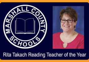 Kasey Connor Named Rita Takach Reading Teacher of the Year