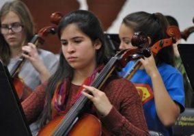 Strings Spring Concert McIntyre