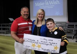 WLES Make A Wish Picture
