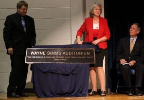 Wayne Simms Dedication Web Picture