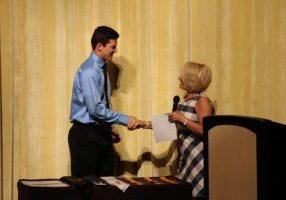 2016 PRIDE Awards Austin Skrzyneki