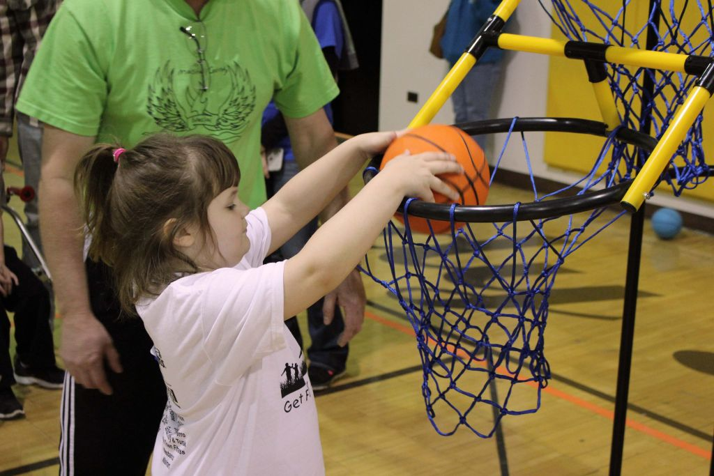 New Special Olympics Event Held in Marshall County