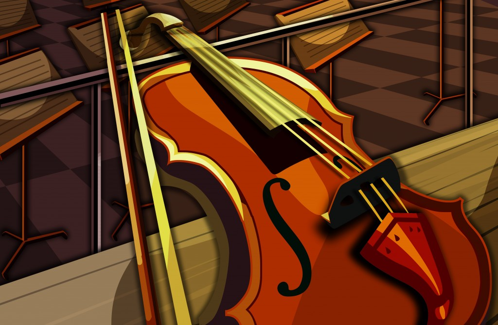 Sparks to Conduct Final Marshall County Suzuki Strings Concert