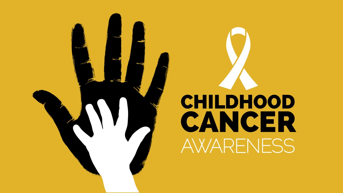 Events Planned for Childhood Cancer Awareness Month