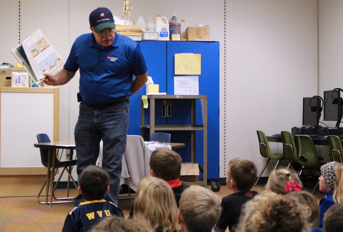Read to Me Day Observed in Marshall County