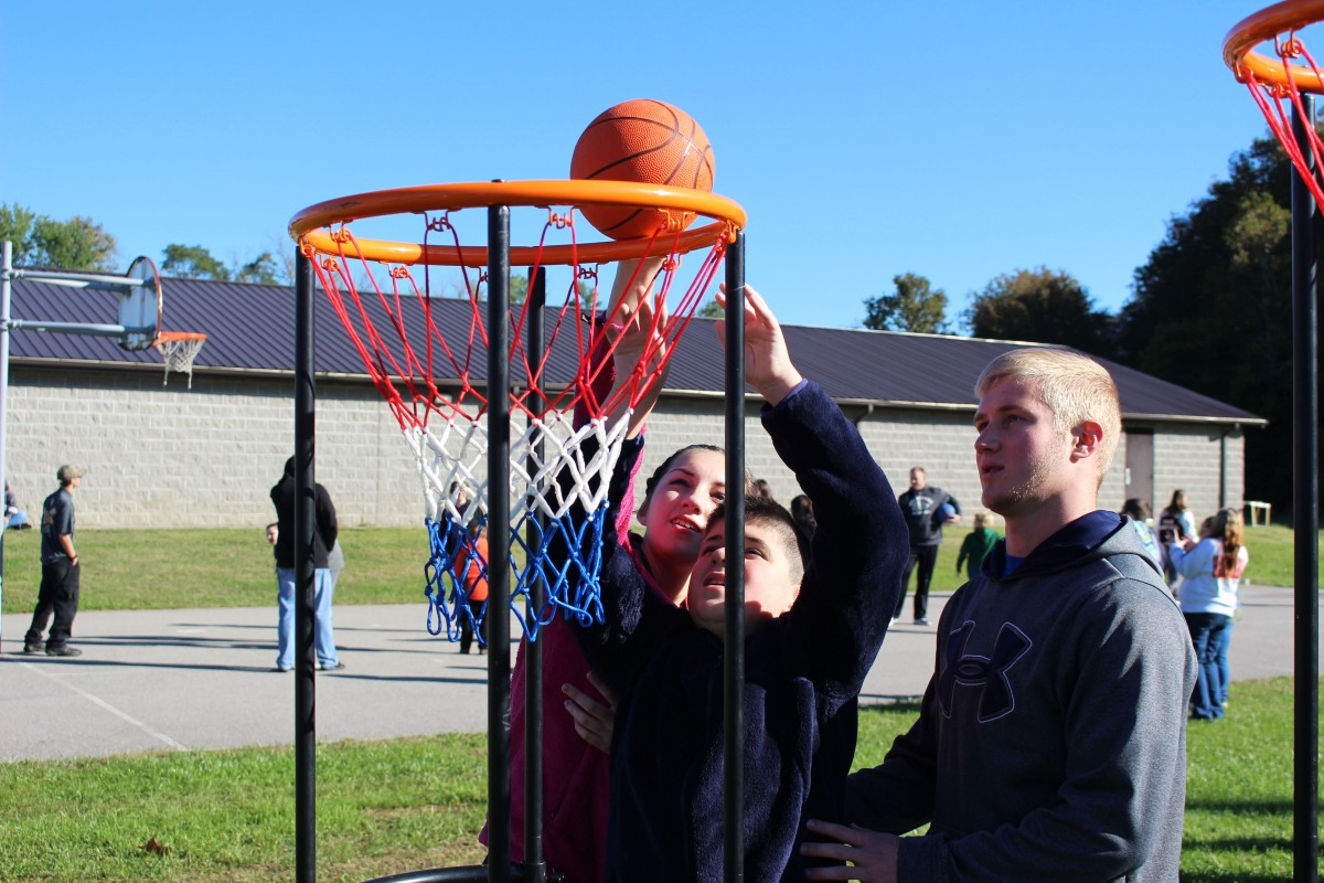 Special Olympics Event Debuts in Marshall County
