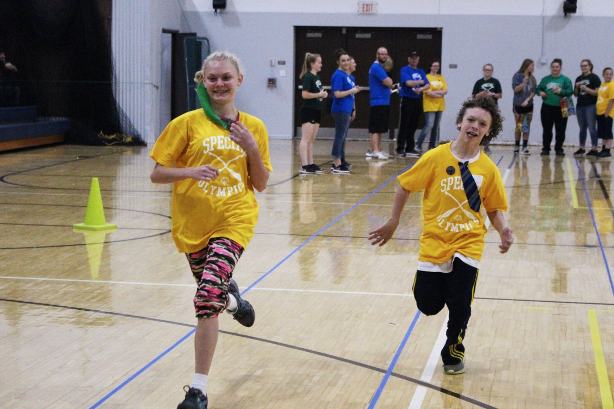 Marshall County Special Olympics Track & Field Event Held