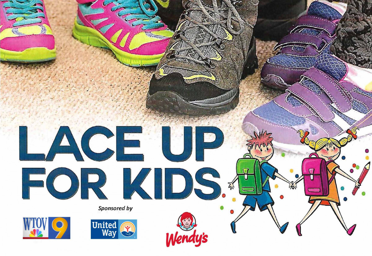 Marshall County Students Eligible for Lace Up For Kids