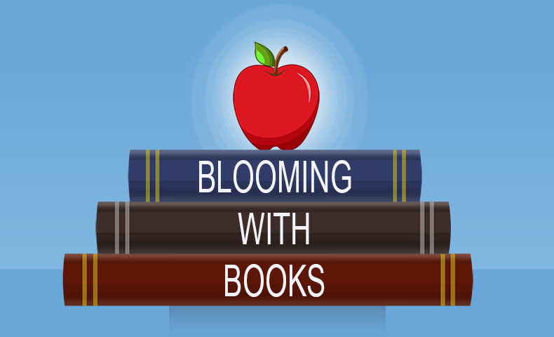 "McNinch Kindergarten Students are ""Blooming with Books"""