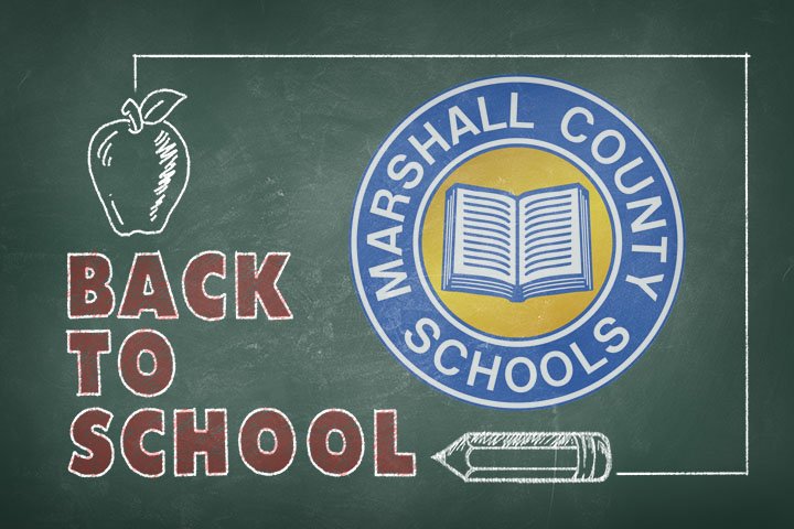 Students Heading Back to School in Marshall County